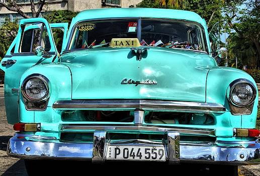 Old Chrysler by Perry Frantzman