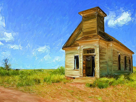 Dominic Piperata - Old Church Texas Panhandle