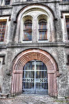 Dale Powell - Old City Jail Entrance