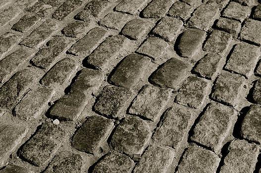 Sherlyn Morefield Gregg - Old Cobblestones of Salem