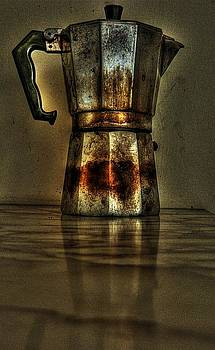 Old Coffee Maker by Peter Berdan