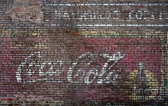 Paul Mashburn - Old Coke Ad