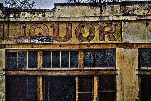 Joe Bledsoe - Old Corner Liquor Store