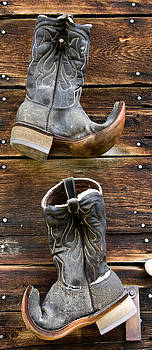 Old Cowboy Boots by Patrick Derickson