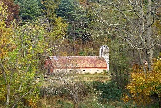 Old Dairy Barn by Bill Talich