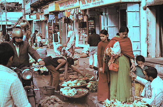 Bob Hislop - Old Delhi 1978