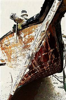 The Old Dhow by Peter Waters