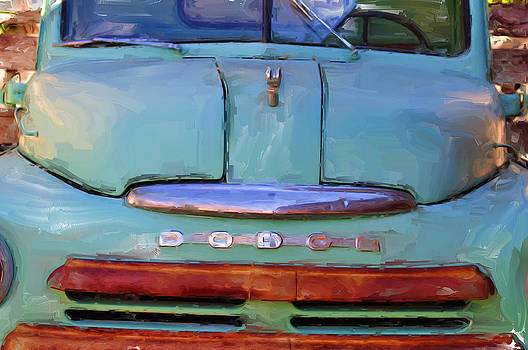 Old Dodge by Cary Shapiro