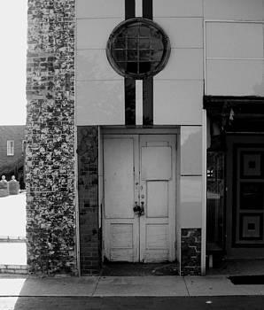 Old Door by David Campbell