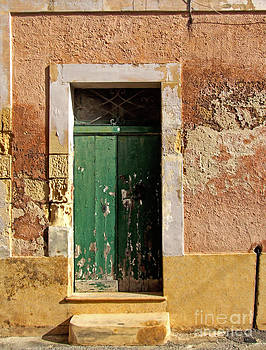 Old Door by Mary Attard