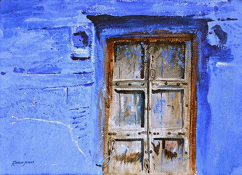 Old Door by Ramesh Jhawar
