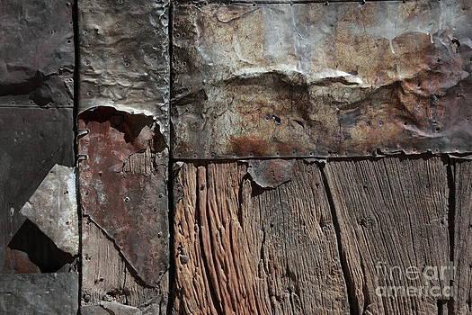 James Brunker - Old door textures
