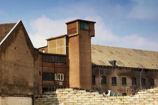 Nick  Biemans - Old factory