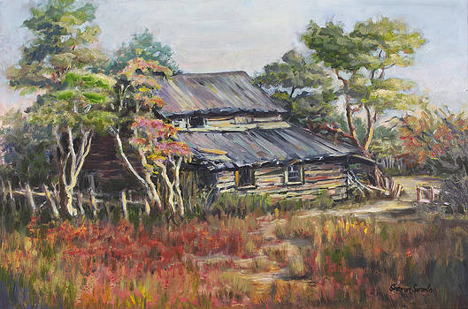 Old Farm House by Sharon Sorrels