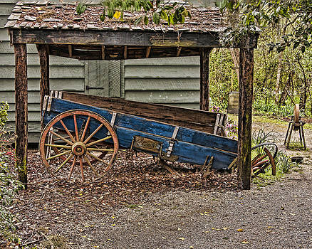 Terry Shoemaker - Old Farm Wagon