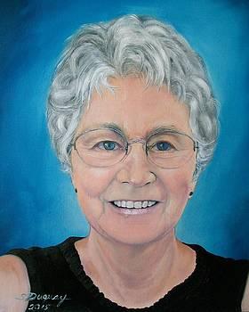 Sharon Duguay - Old Fashioned Selfie