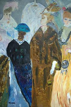 Old Fashioned Women by Aleezah Selinger