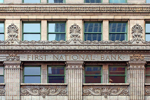 Nikolyn McDonald - Old First National Bank - Building - Omaha