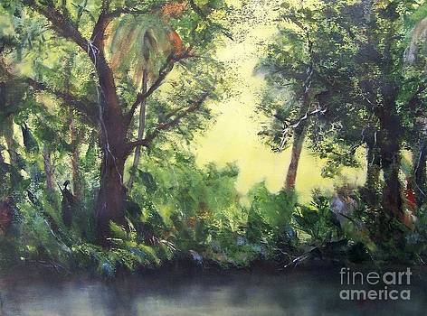 Old Florida 2 by Mary Lynne Powers