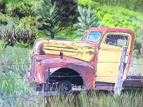 Old Ford by Darcy Lewis