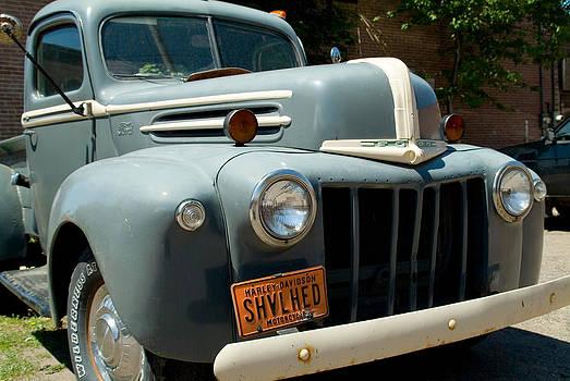 Devinder Sangha - Old Ford Truck