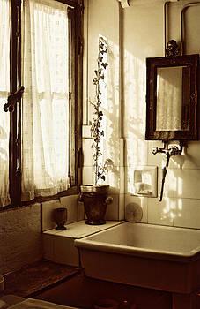 Old French Bathroom by Nino Via