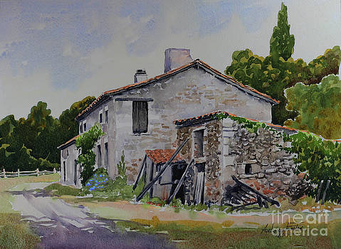 Anthony Forster - Old French Farmhouse
