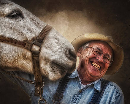 Old Friends by Ron  McGinnis