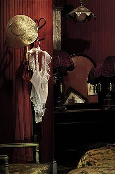Angela Bonilla - Old Galveston Hotel Bordello Room