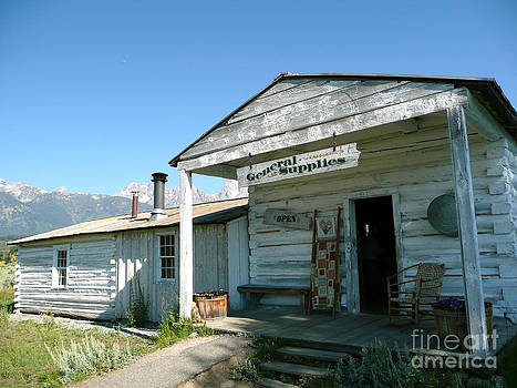 Old General Store by Rachel Gagne