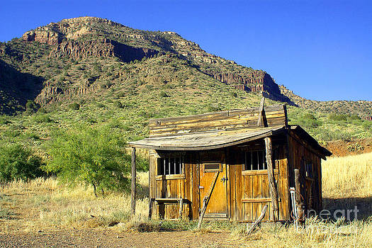 Douglas Taylor - OLD GENERAL STORE - SALT RIVER CANYON