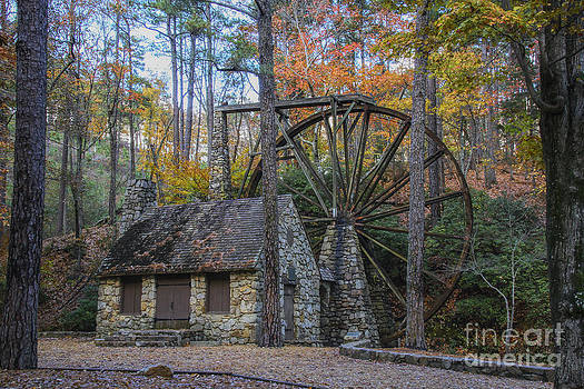 Barbara Bowen - Old Grist Mill 2