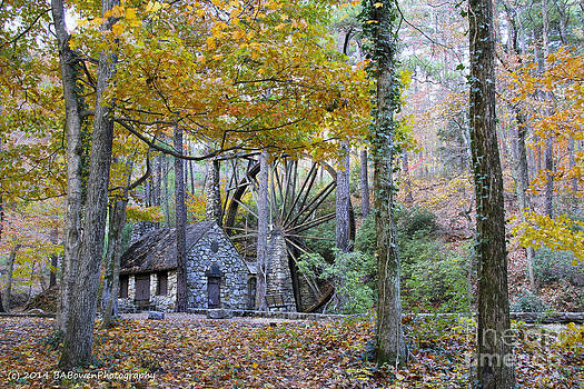 Barbara Bowen - Old Grist Mill 3