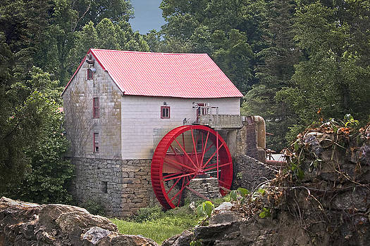 Terry Shoemaker - Old Grist Mill