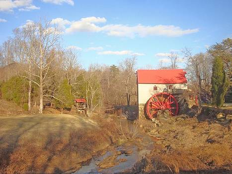 Old Guilford Mill by Bill Talich
