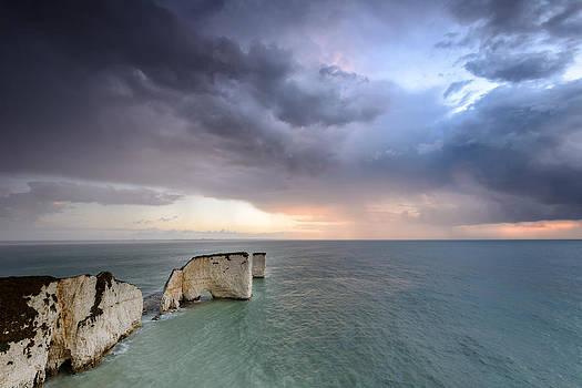 Old Harry Rocks by Vinicios De Moura