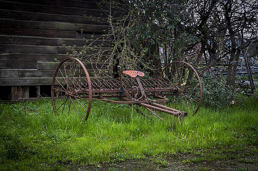 Bruce Bottomley - Old Hay Machine