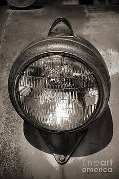 Dave Gordon - Old Headlamp II