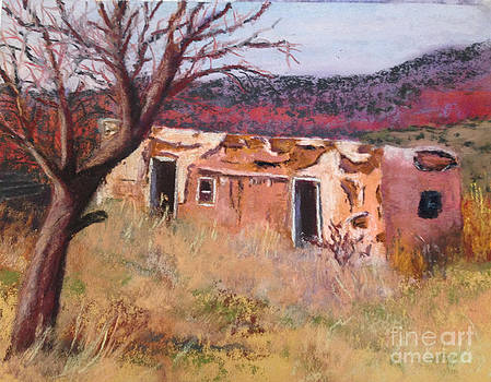 Old Homestead by Rosemary Juskevich