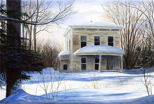 Old House 1 by Marshall Bannister