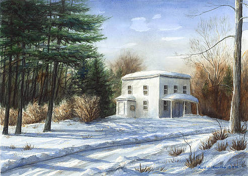Old House 2 by Marshall Bannister