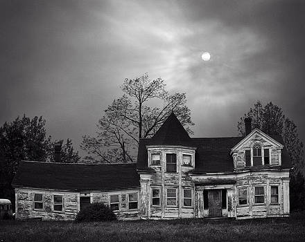 Old House - Searsport ME by Michael Berry