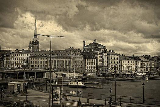 Old in Memory but Modern Copenhagen by Angela A Stanton