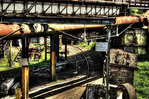 Alexander Drum - old Industrial sites