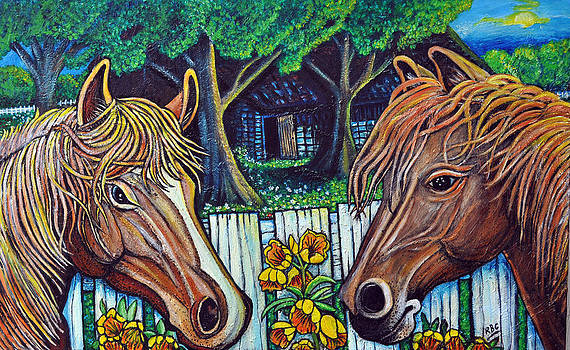 Old Kentucky Farm by Bob Crawford