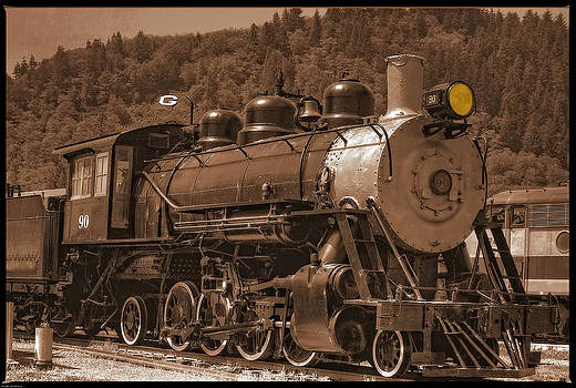 Thom Zehrfeld - Old Locomotive No.90