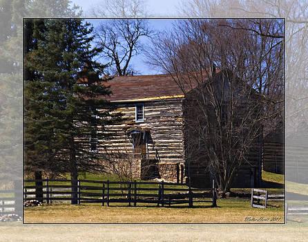 Walter Herrit - Old Log Home