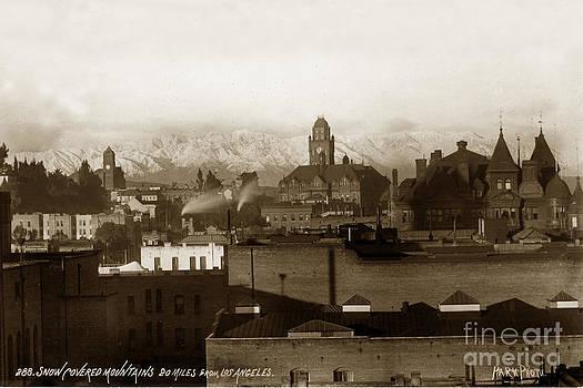 California Views Mr Pat Hathaway Archives - Old Los Angeles California  City Hall circa 1895
