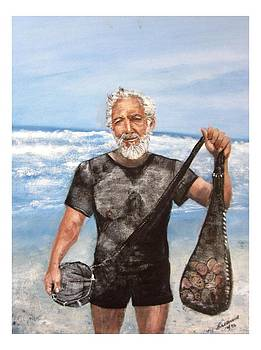 Luanne Wetzel - Old Man and the Sea
