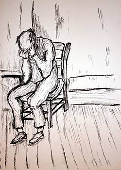 Paul Morgan - Old Man in Sorrow